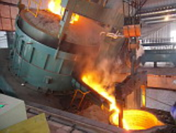تحقیق کوره قوس الکتریکی (Electric Arc Furnace (EAF