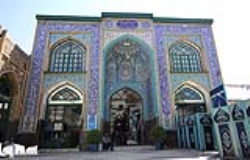 مطالعه و شناخت بقعه شاهزاده حسین همدان به همراه نقشه های آن